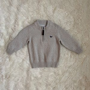 NWOT CARTERS 9M sweater
